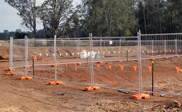 2000 Series - Temporary Fencing