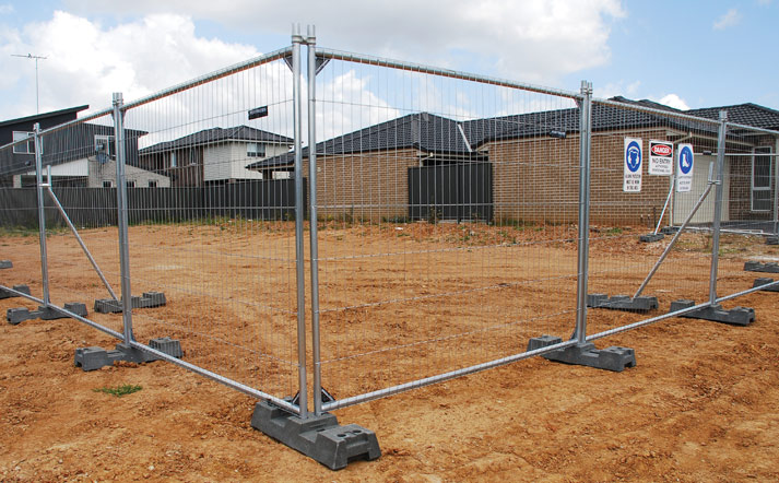 Temporary Fencing - 5000 Series