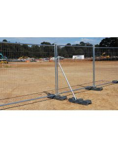 Temporary Fencing - Bracing / Stays