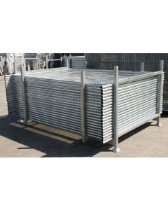 Temporary Fencing - Stillages
