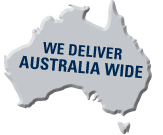 We deliver Australia wide