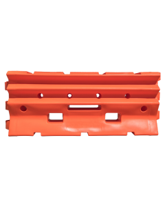 Armorzone Plastic Water Filled Road Barrier