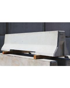 Concrete Road Barrier - Utility