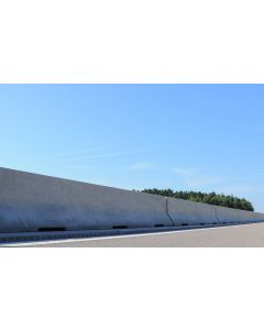 DeltaBloc DB80 - Concrete Crash Barrier