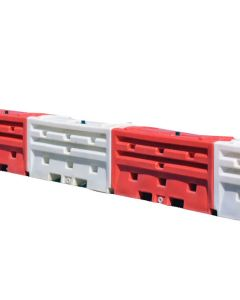 Lo-Ro Water Filled Cable Barrier, MASH TL-1 TL-2