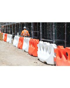 Trafix 2000 Barrier - Waterfilled Barrier