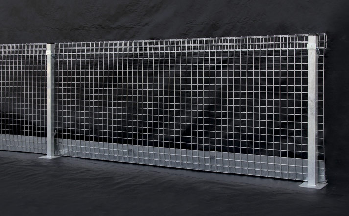 Temporary Fencing Edge Protection Barrier Xt System