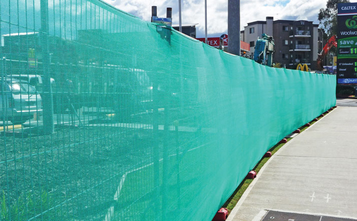 Shade Cloth Site Mesh Amp Construction Netting Fortress