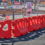Rooty Hill Water Filled Barriers Case Study
