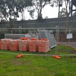 Regulations for Australian temporary fencing