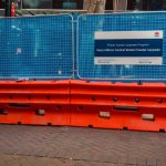Armorzone Waterfilled Barriers for Sydney Rail Upgrade