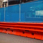 Armorzone MASH Temporary Traffic Barriers for Sydney work sites