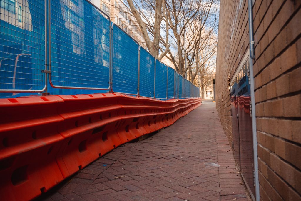 Armorzone Barriers Sydney