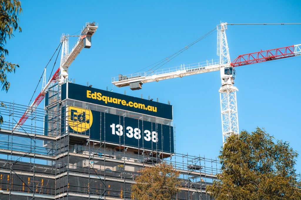 edge protection for Probuild