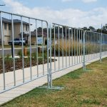 What to look for in a crowd control fence