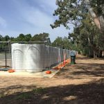 Fortress Temporary Fencing in Strathfield