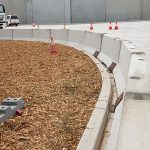 Concrete Barriers Increase Safety at Sydney Waste Facility