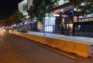 Turnkey Concrete Barrier Solution for Melton City Council